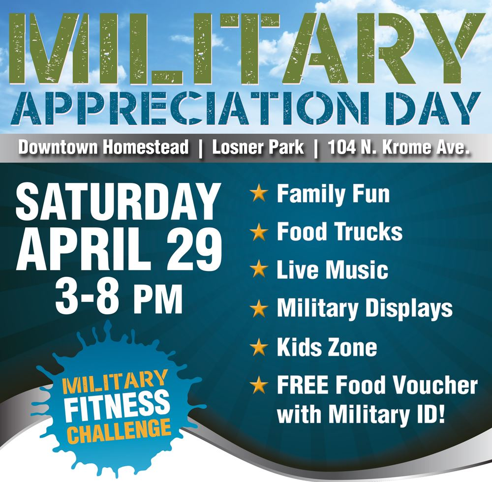 Military Appreciation Day 2017
