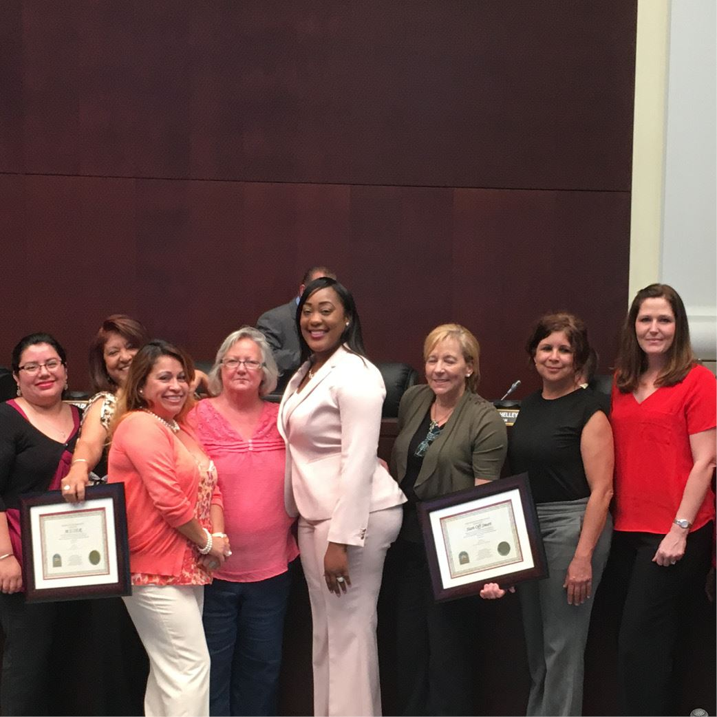 Vice Mayor Honor Women