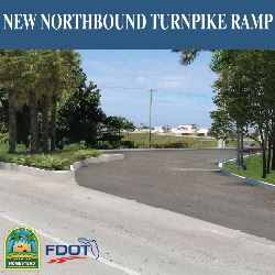 Turnpike Ramp Construction Updates