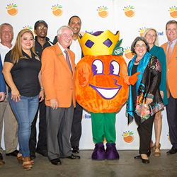 Orange Bowl Field at Harris Field Park Opening Ceremony