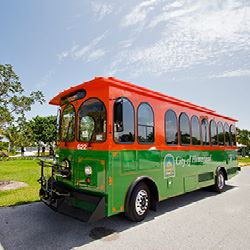 Homestead Trolley