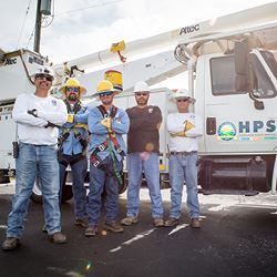 HPS Energy Staff Pose