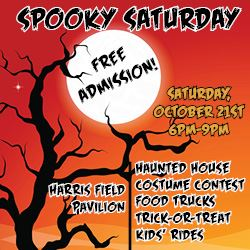 Spooky Saturday 2017