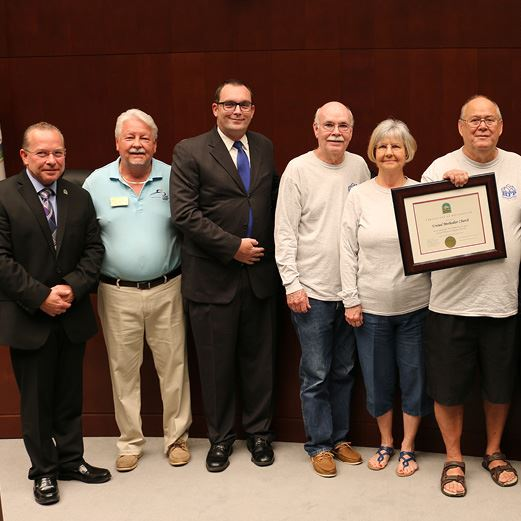 Councilman Roth Honors First United Methodist Church and the Homestead Food Pantry