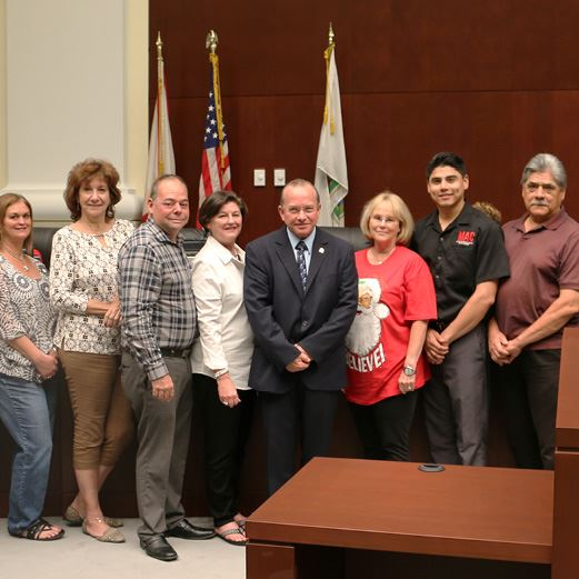 Councilman Roth Recognizes Rib Fest Charities