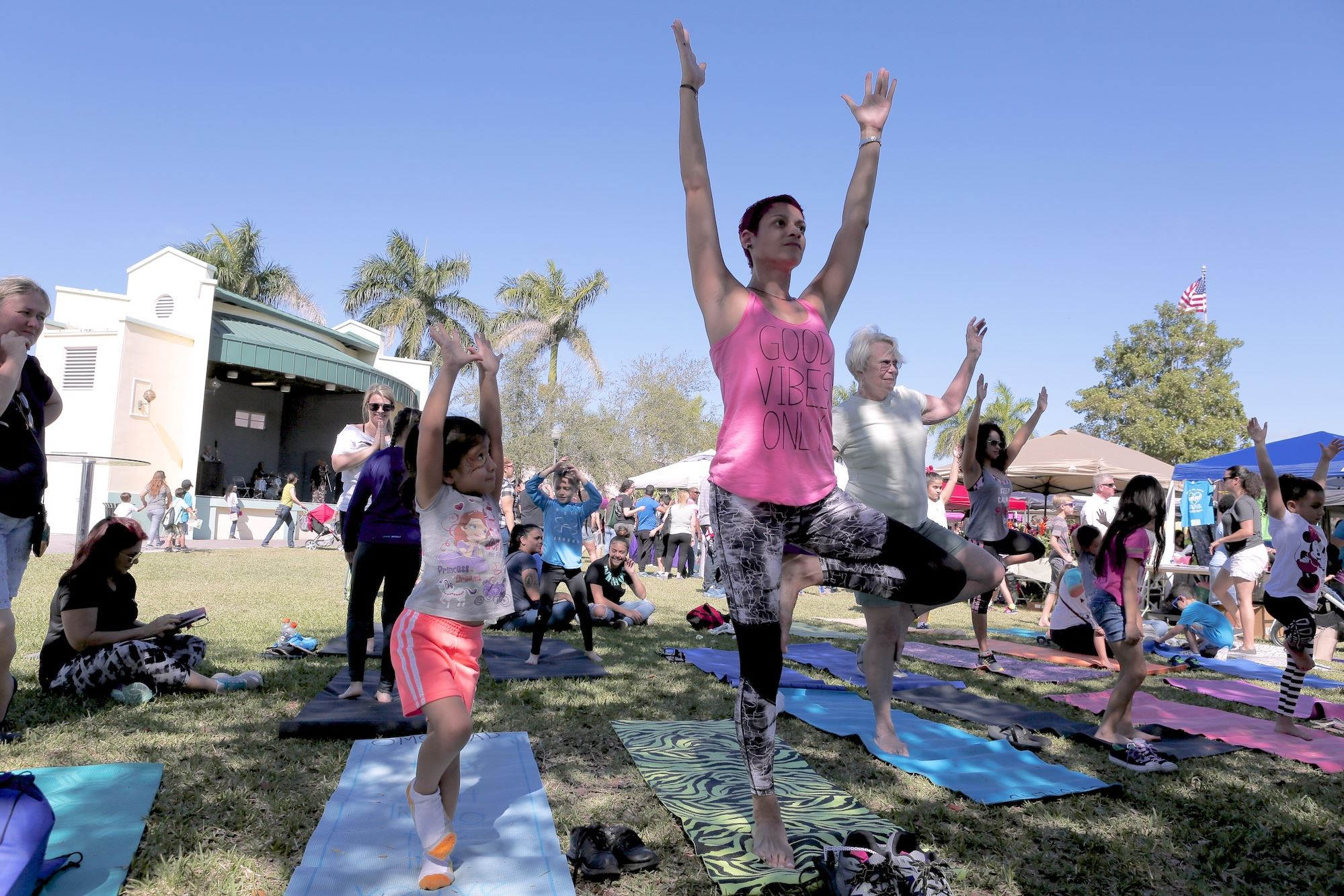 Eco Fair 2018 Yoga