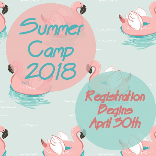 Summer Camp 2018 News