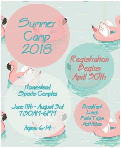 Summer Camp 2018 Slideshow