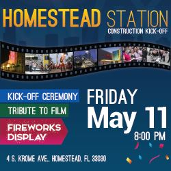 Homestead Station Construction Kick Off News