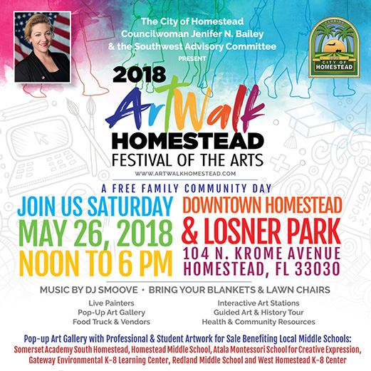2018 ArtWalk Homestead