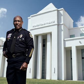 Chief Rolle Headshot Exterior