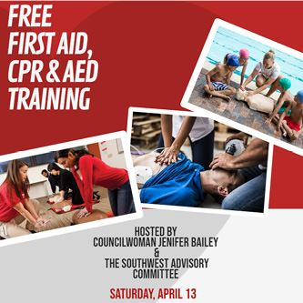 CPR Training SWAC