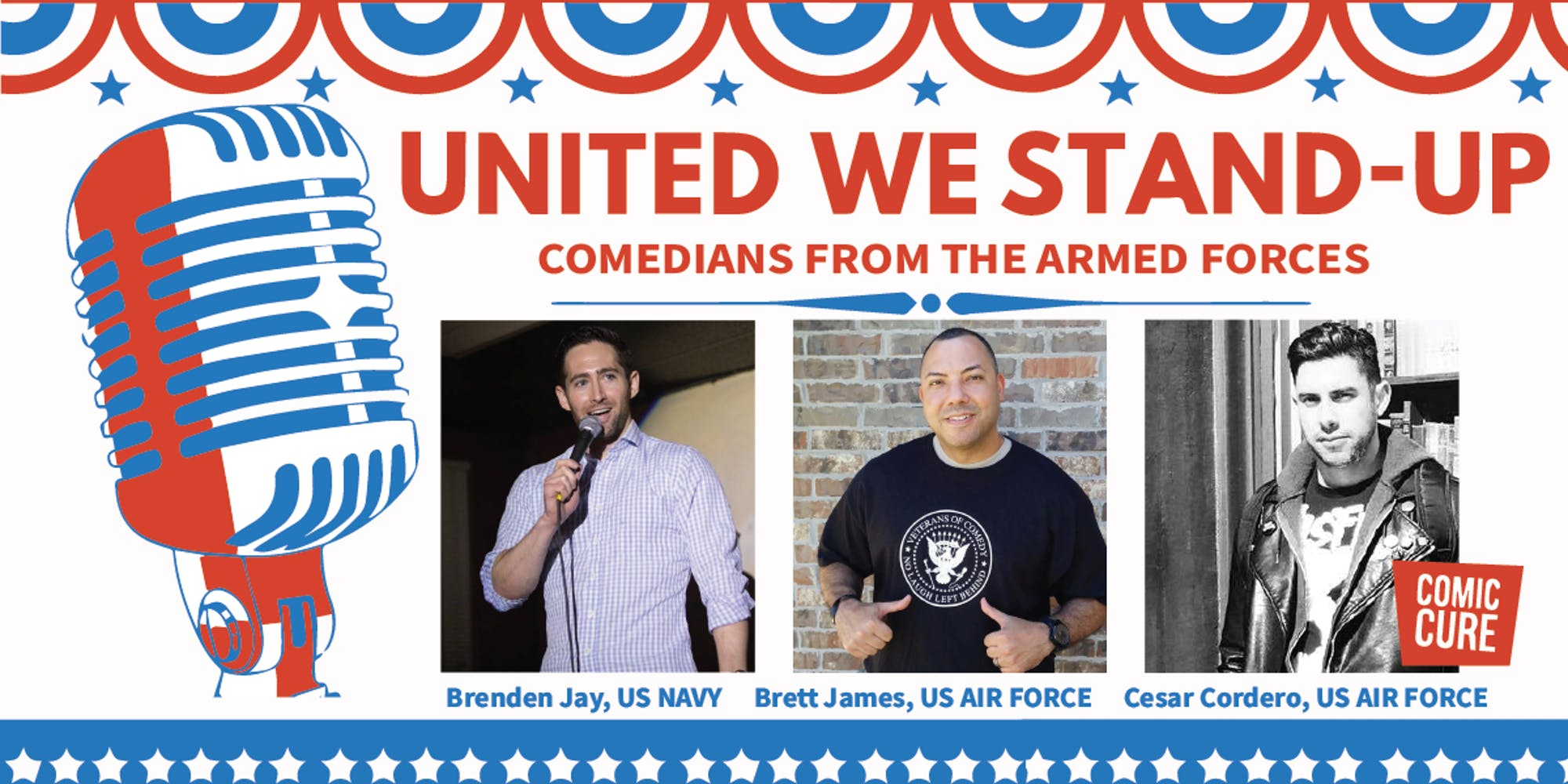 United We Stand Up Comedy Show