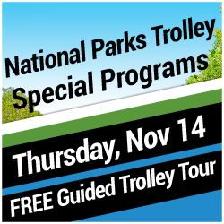 Homestead National Parks Trolley NASCAR Route 2019