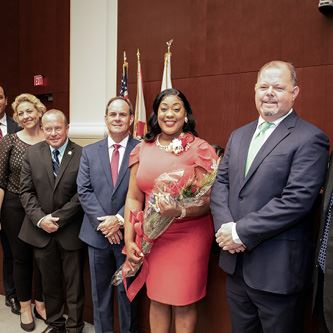Homestead Swears in Mayor, Vice Mayor, and Councilmembers November 2019