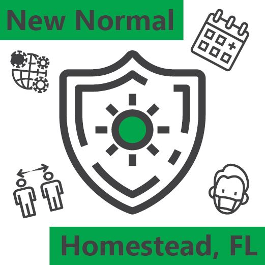 New Normal Graphic Green