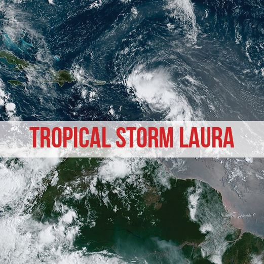TS Laura News Item