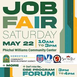 May 2021 Job Fair Flyer