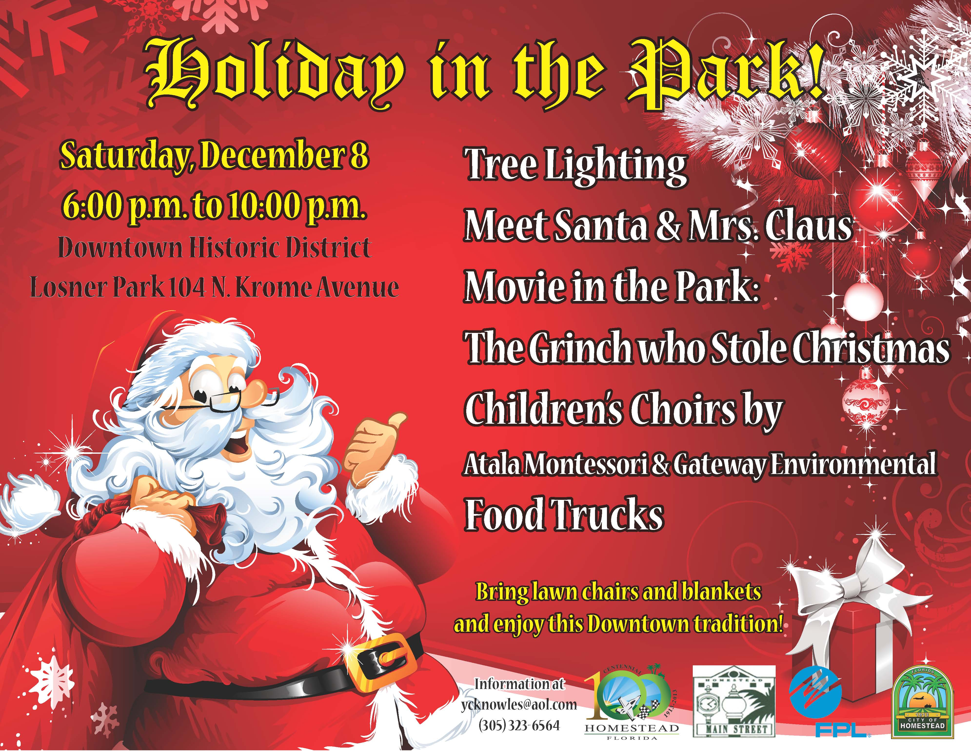 Holiday in the park 1