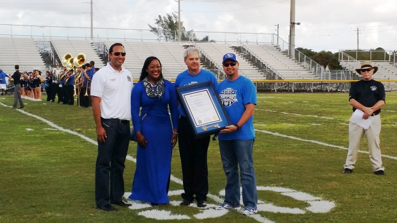 south dade high proclamation