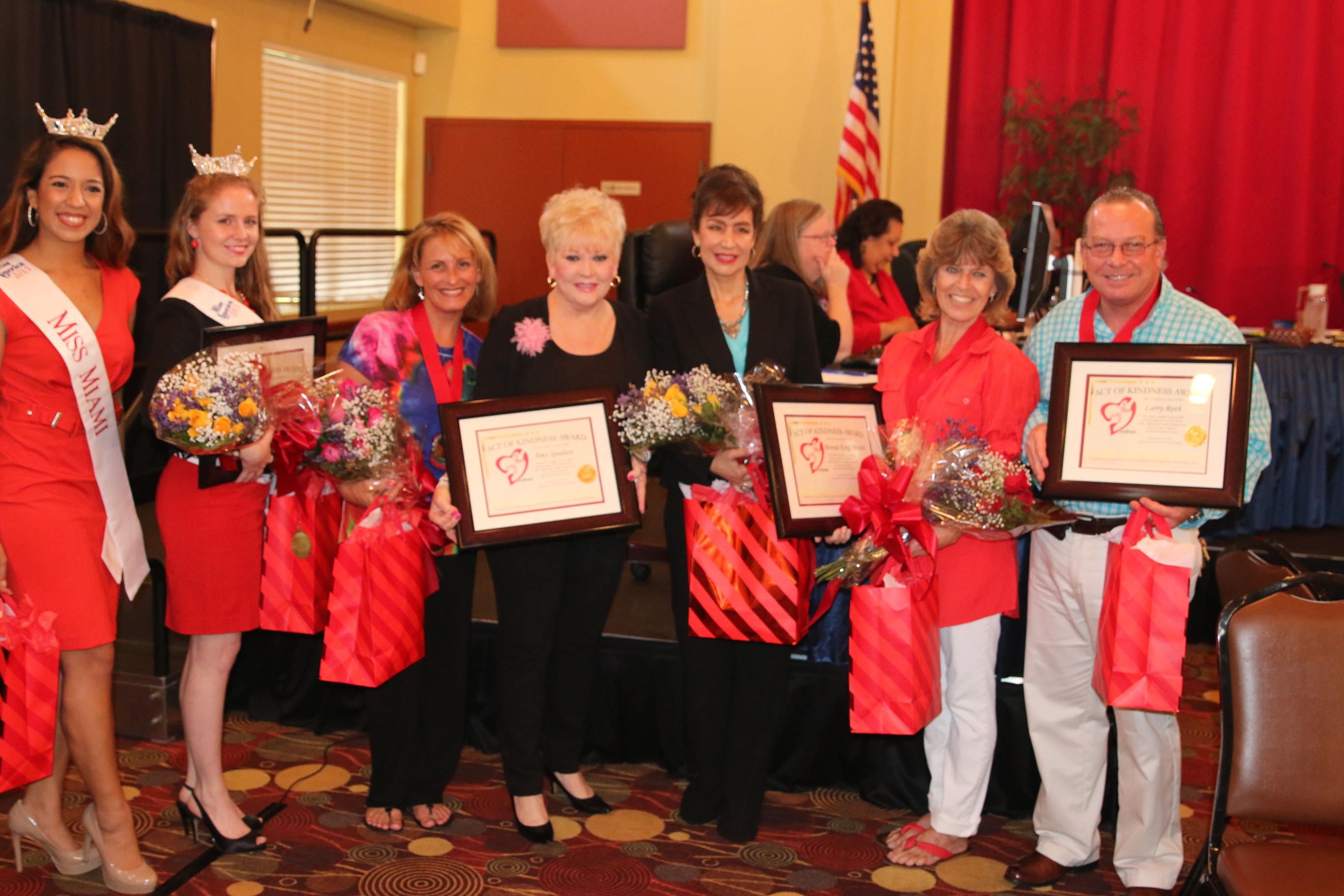 Councilwoman Judy Waldman Honors Local Residents with Kindness Awards