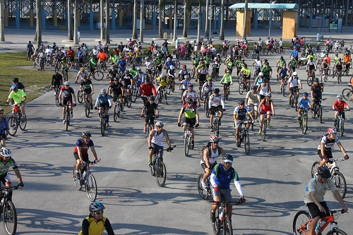 6th Annual Biscayne Everglades Greenway Bike Festival