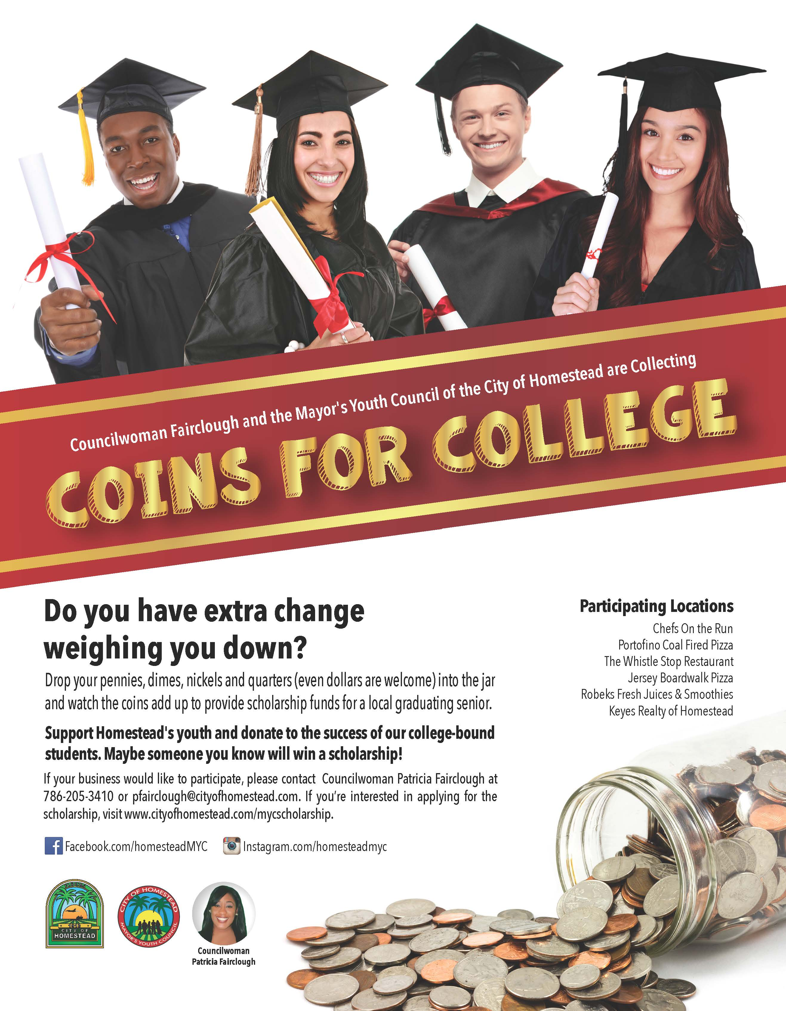 Coins for College
