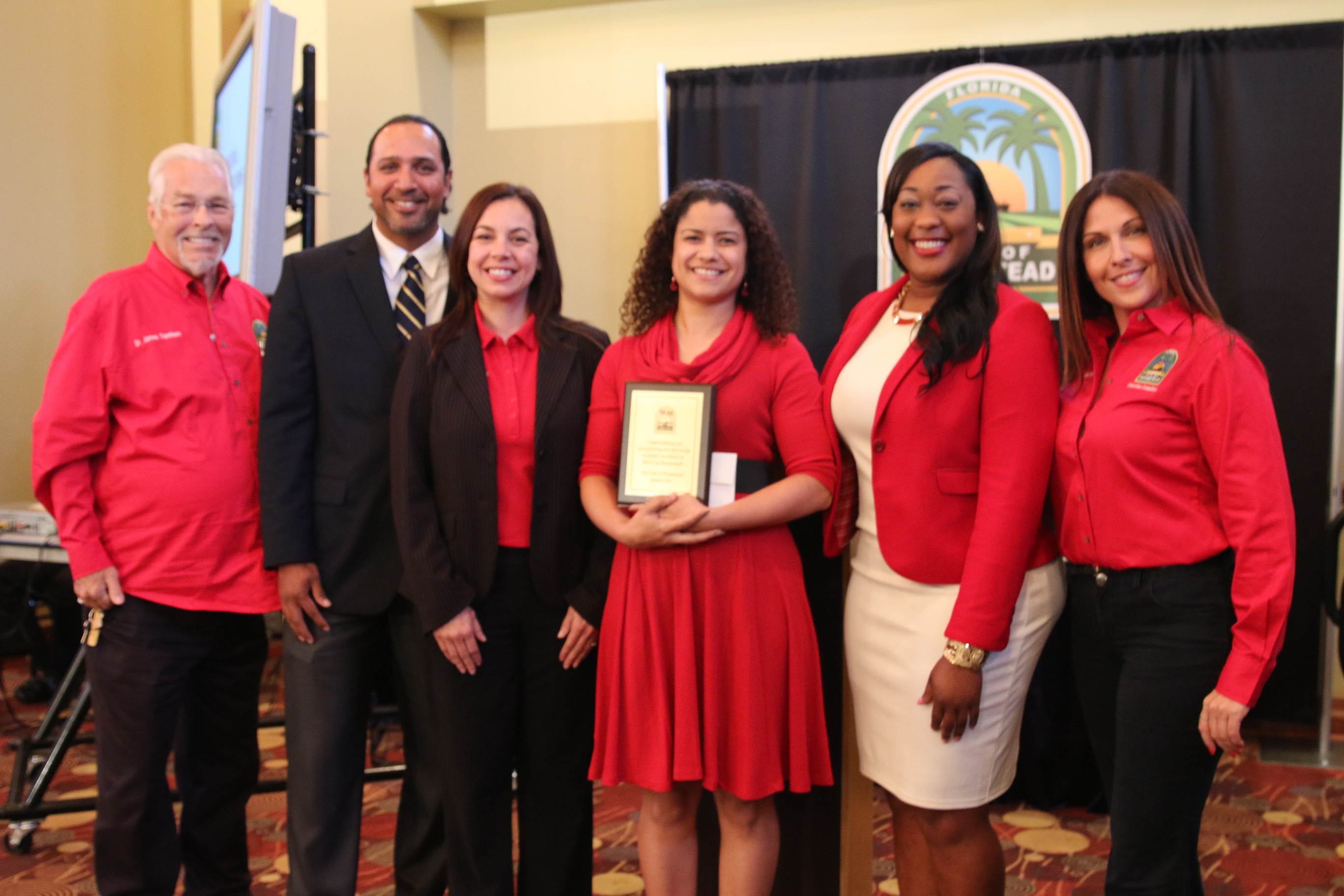Councilwoman Fairclough Honors Local Rookie Teacher of the Year Winner