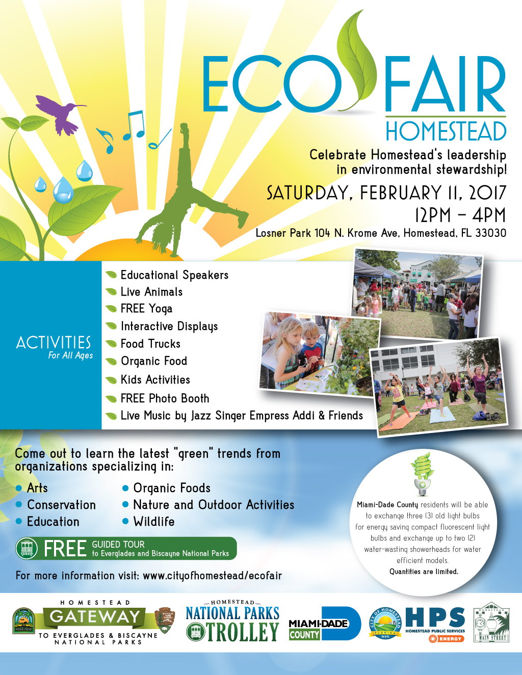 Homestead Eco Fair 2017