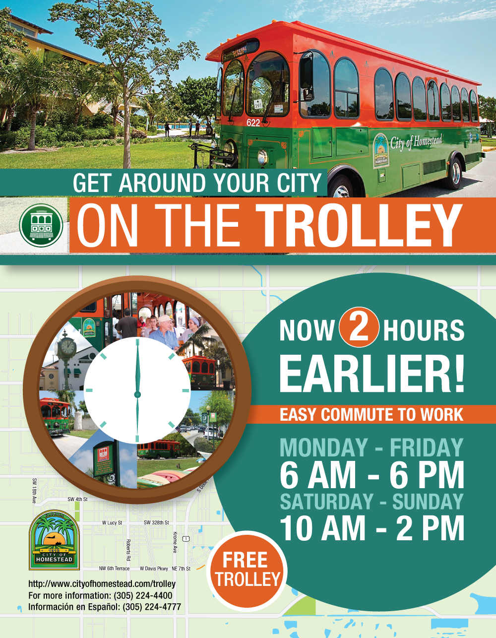 Extended Trolley Hours