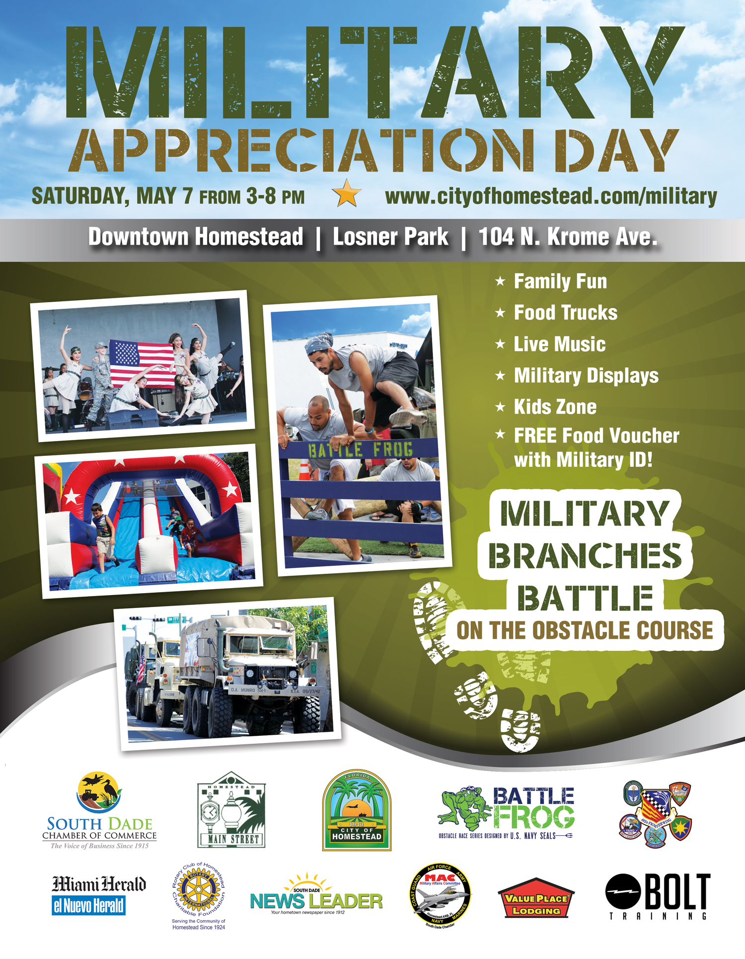 Military Appreciation Day 2016