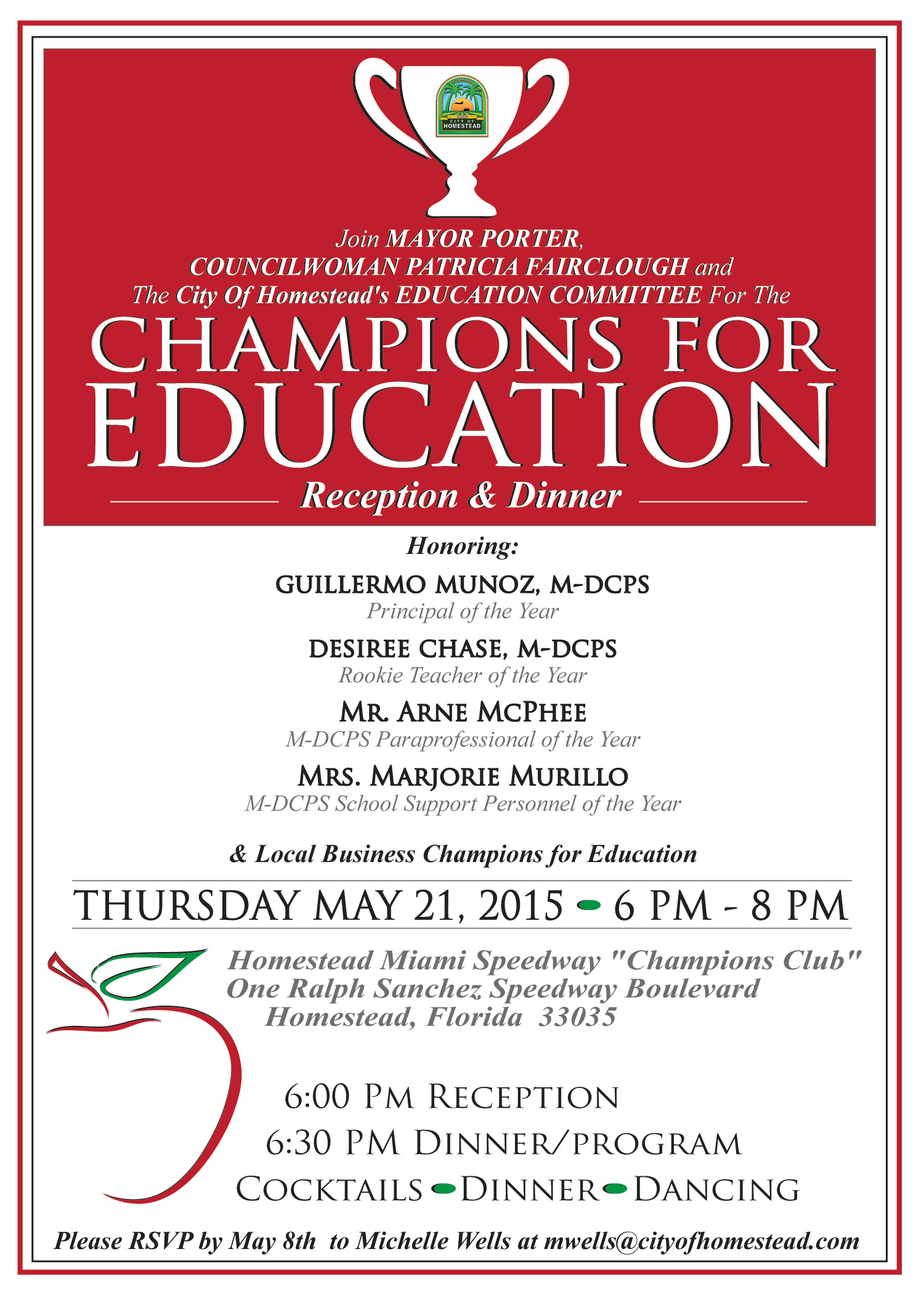 Champions for Education