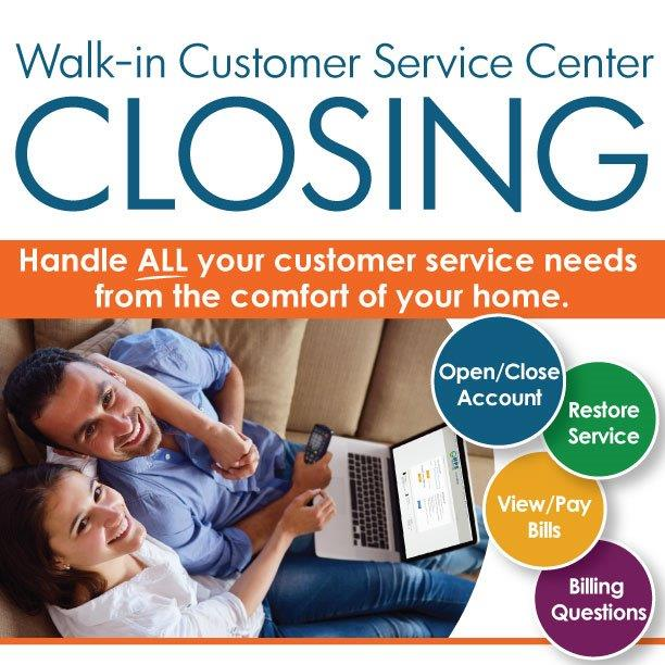 Customer Service Closing