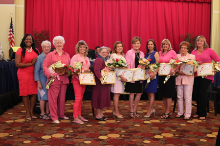 Councilwoman Fairclough Honors Women of the Year