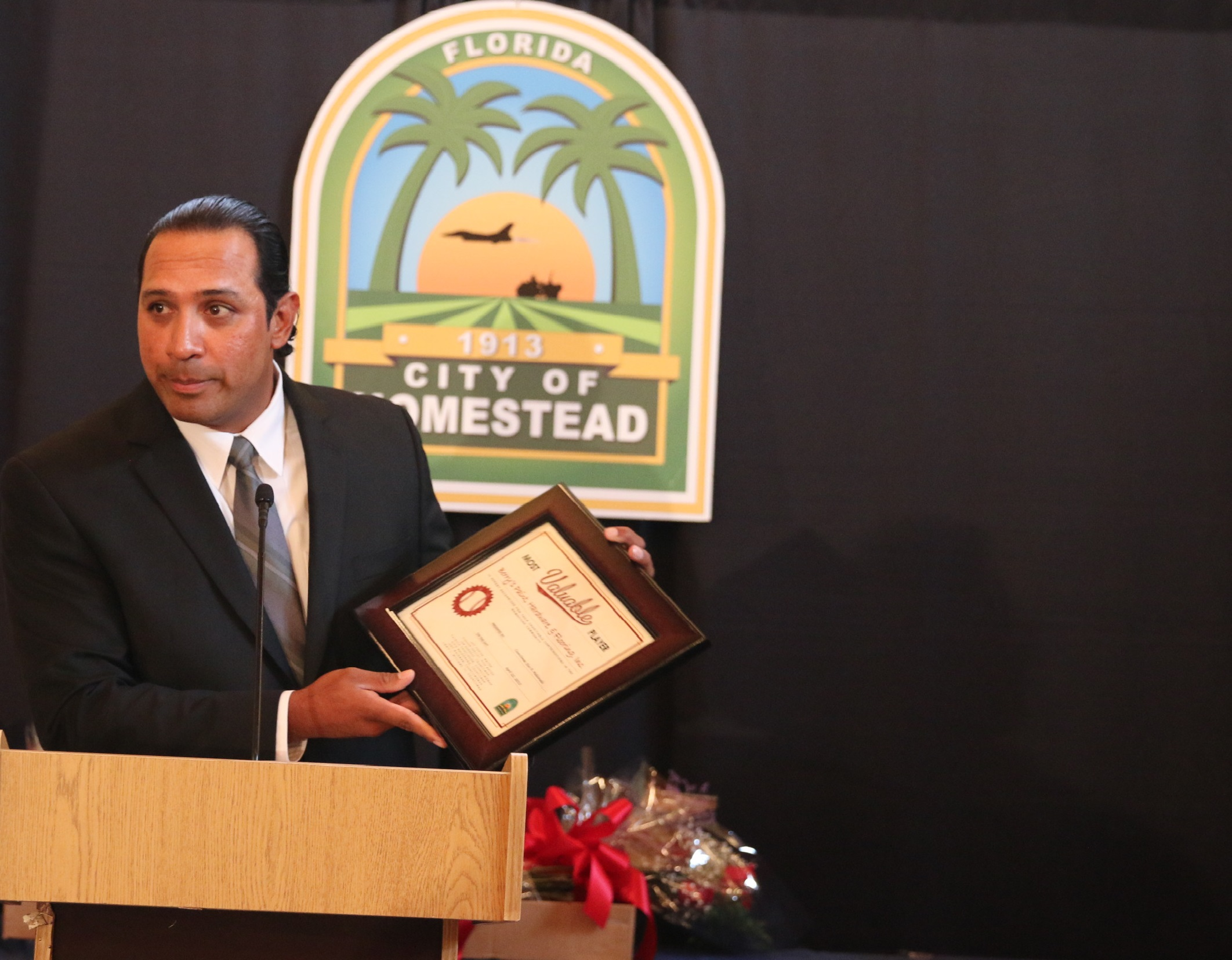 Councilman Maldonado Honors Dennis Berry