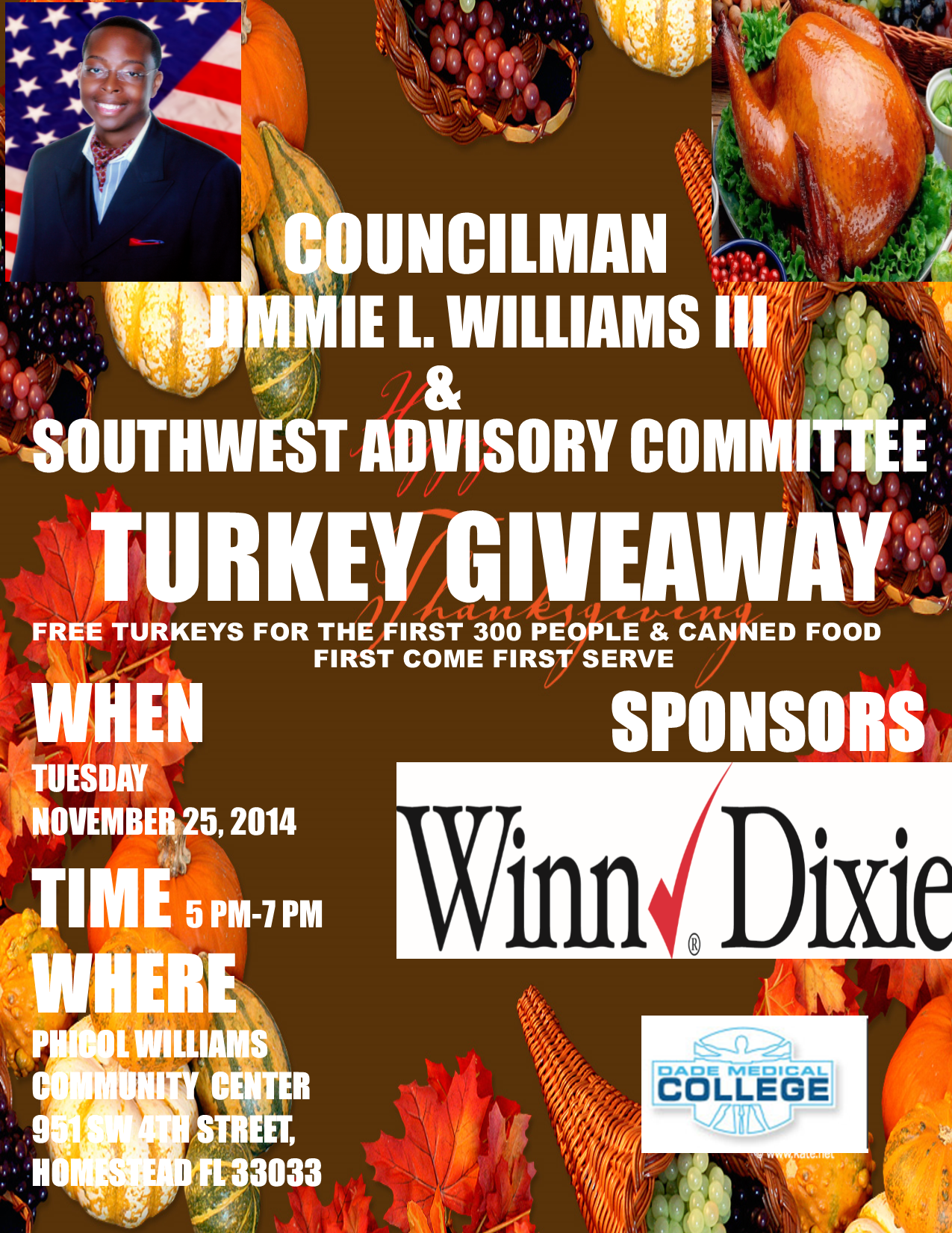 NOV 25 TURKEY GIVEAWAY FLYER.png