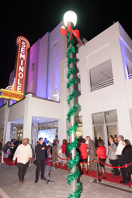 Seminole Theatre Grand Opening